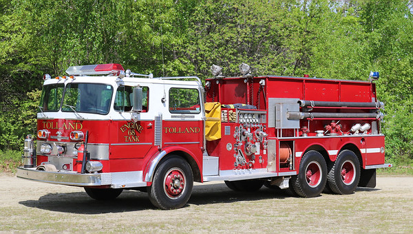 Retired   Engine 68   American LaFrance   1250 / 1000