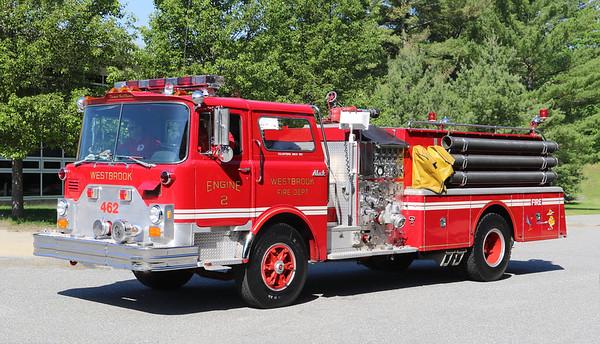 Retired.  Engine 2.  1982 Mack CF.  1250 / 1000
