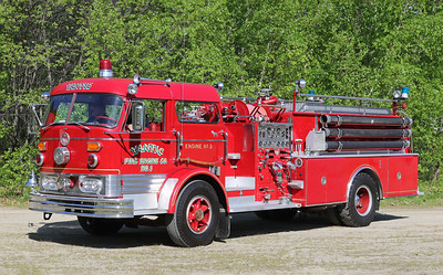 Retired   Engine 3   1967 Mack C95   1000 / 750