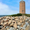 In the late 1990's local residents formed the Avery Point Lighthouse Society (APLHS) as a chapter of the American Lighthouse Foundation.  The APLHS began a petition drive to save the tower and gathered more than 19,000 signatures which they presented to University authorities.  An agreement was signed to allow APLHS to work on the lighthouse and fund raising began.
