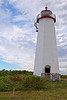 The last Keeper from the Lighthouse Service to serve at Faulkner's Island was George Zuius who served from 1935 to 1941.  During the Great Hurricane of 1938 the stations boathouse was destroyed but Zuius managed to keep the lamp lit through the storm.