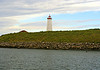 As erosion ate away at Faulkner's Island in the 1990's, local residents formed a preservation group named the Faulkner's Light Brigade to save the lighthouse.  They worked tirelessly to raise funds and in 1999 work began to stem the erosion and renovate the tower.