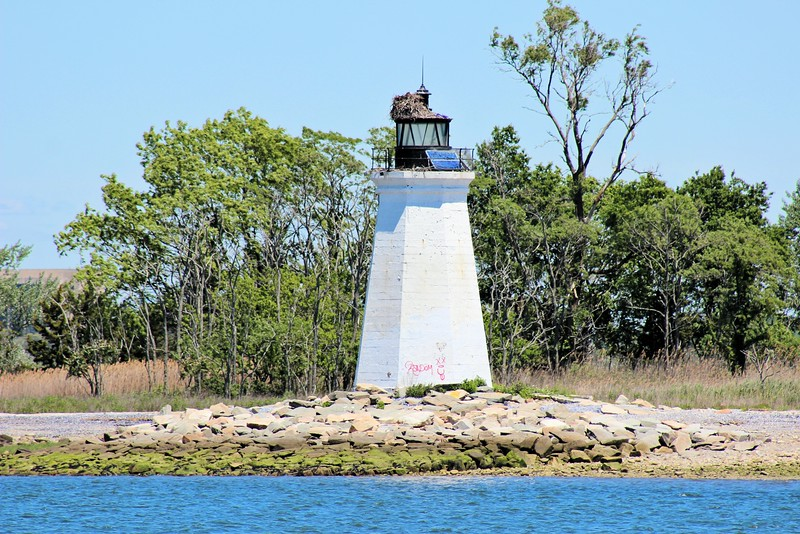 Clark was succeeded by a former Keeper in the Irish Lighthouse Service, John D. Davis.  Davis would be the last Keeper of the Fayerweather Island Light serving until 1932 when two automatic offshore lights went into service and the lighthouse was decommissioned.