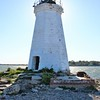 As Moore's health continued to deteriorate, Kate assumed the duties of the Keeper.  Although her father remained the 'official keeper' until his death in 1871, Kate served as the Keeper of Fayerweather Island Lighthouse until her retirement in 1878.  Kate was credited with saving 21 lives in over 60 years at her post.