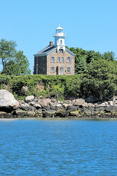 In 1966 the Town of Greenwich purchased 13 acres  of Great Captain Island from the Aerotec Corporation who used the property as a recreation area for its employees.  In June 1973 the town also acquired the lighthouse property from the Coast Guard.