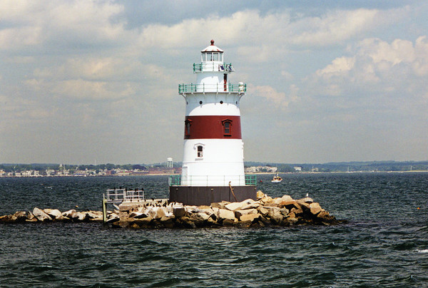 Latimer Reef Lighthouse, Connecticut