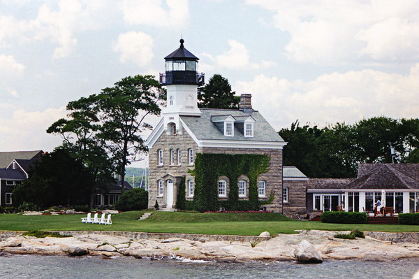 Morgan Point Lighthouse, Connectitcut