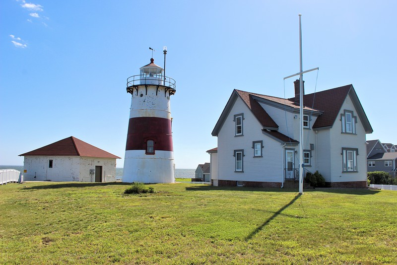 Rufus Buddington succeeded his mother in 1861 to become the next Stratford Point Lighthouse Keeper.  Rufus remained as Keeper until 1869.