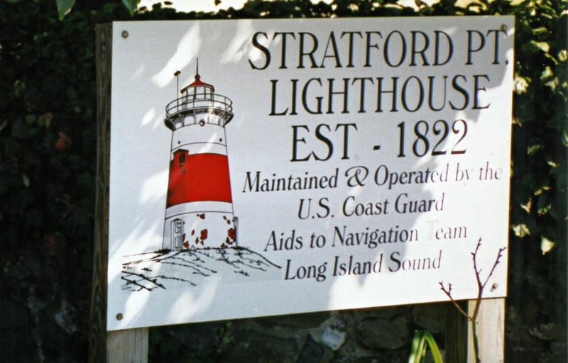 Entrance sign circa 1998