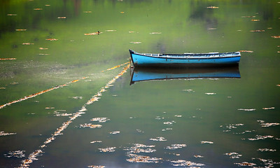 Blue Boat ( Leenane)-1L8A0936