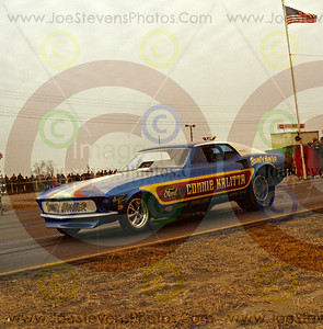 Connie Kalitta the Bounty Hunter 1959-71 Photos