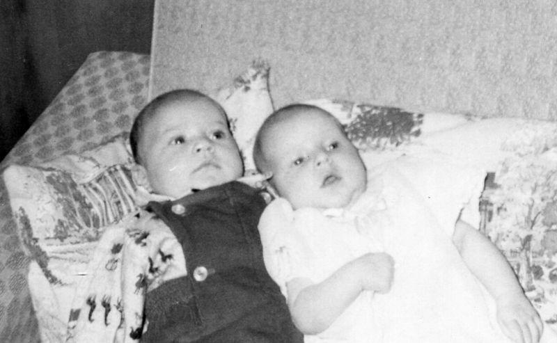 Robert & Rhonda Rodgers 1958 (4)