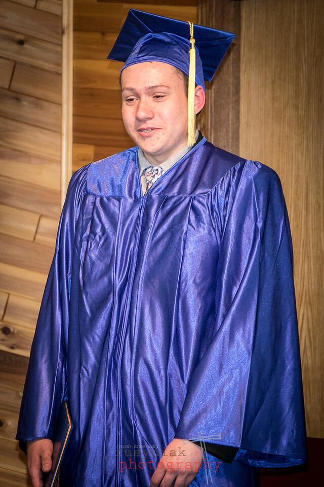 Connor's Graduation