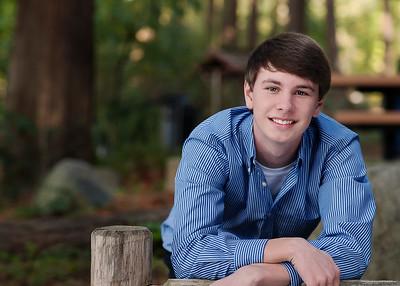 Connor Knutson Senior 2016