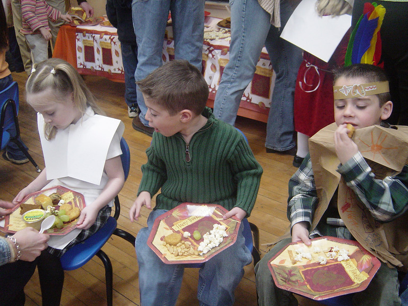 2003 Connor's Class Thanksgiving