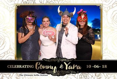 Conny & Yara Wedding