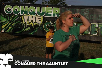Conquer The Gauntlet 2016