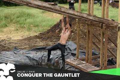 Conquer the Gauntlet Dallas