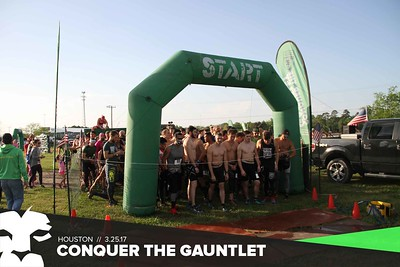 Conquer the Gauntlet Houston 2017