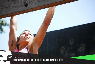 Conquer the Gauntlet OKC 2017