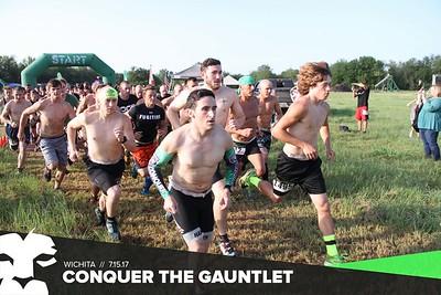 Conquer the Gauntlet Wichita 2017