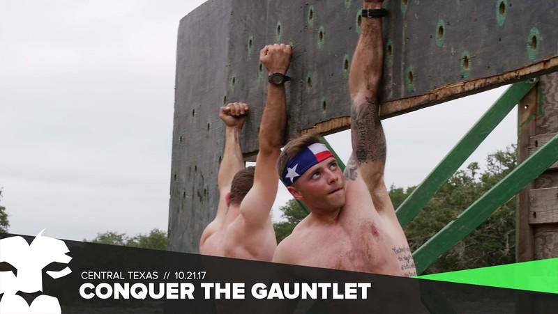 Conquer the Gauntlet Central Texas