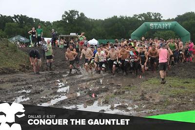 Conquer the Gauntlet Dallas