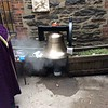 the bell is consecrated to Almighty God in honour of St Ambrose