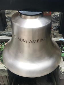 The bell's name is Ambrose