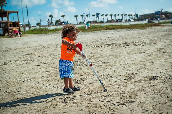 2015 Galveston Beach Cleanup
