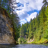 Upper Green River Gorge Panorama