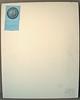 Winter Vacancy by O. E. Romig, verso of mounting board O. E. Romig silver print