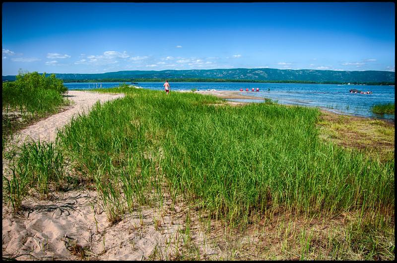 Near Auger's Beach in Constance Bay