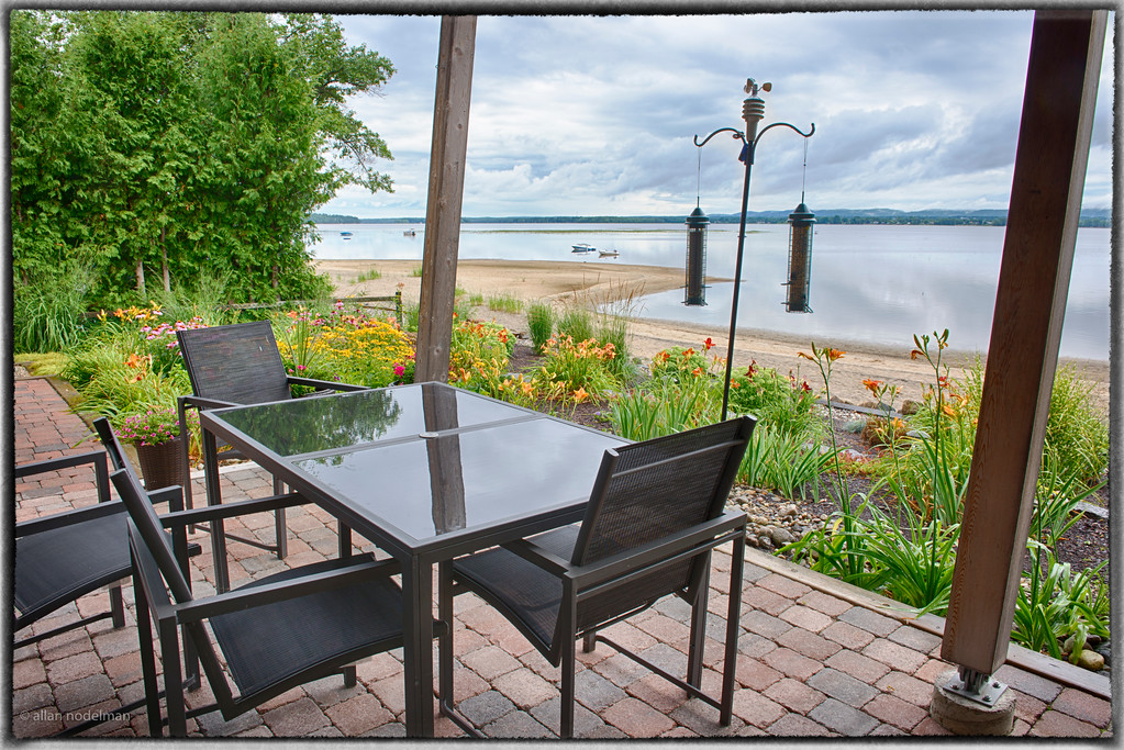 Ottawa River From Our Patio