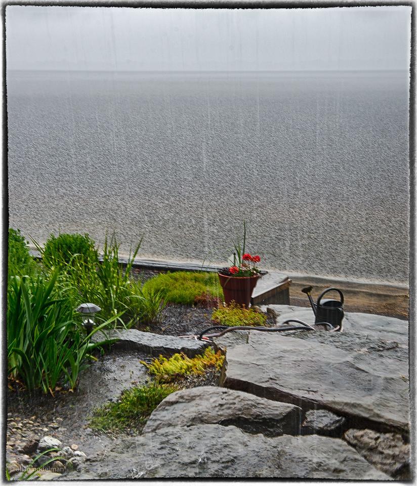 Heavy rain in June