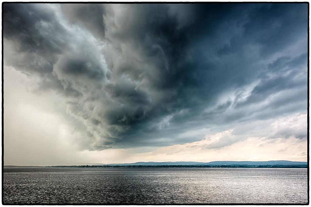 June Storm Coming Through