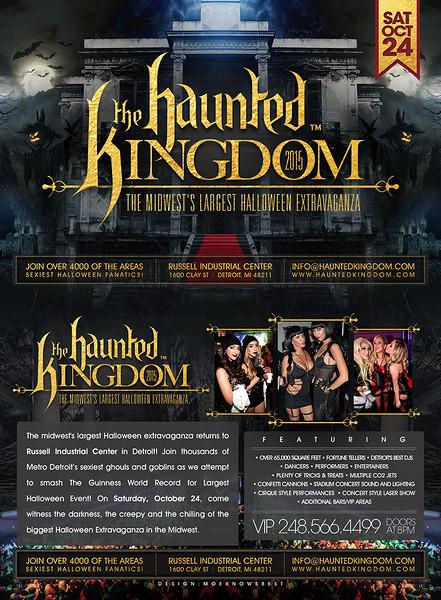Haunted Kingdom
