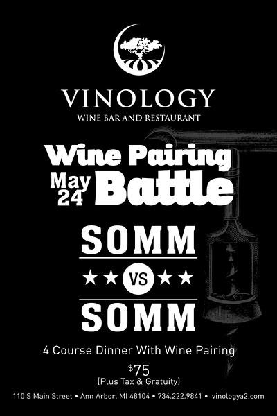 Vinology May 2016