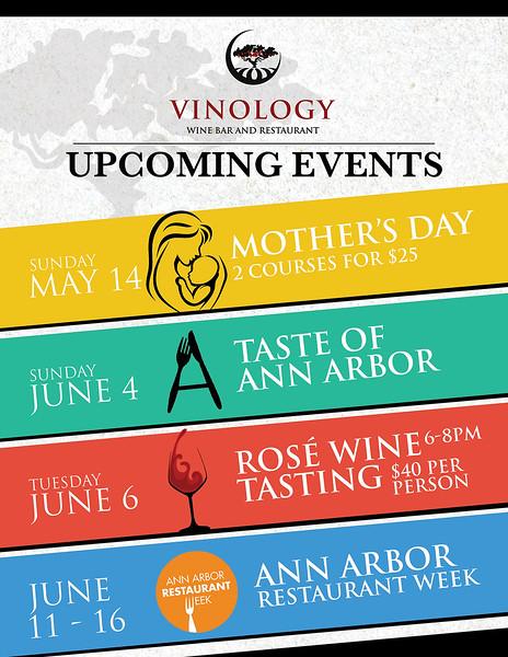 Vinology May 2017