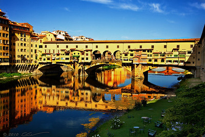 Florence in the morning...