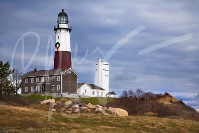 Montauk Point Lighhouse, Long Island, NY.