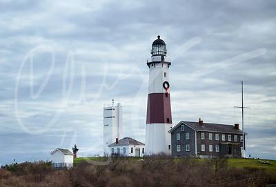 Montauk Point Lighthouse, Montauk, NY.