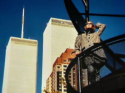 November, 1996. New York City, Lower Manhattan.