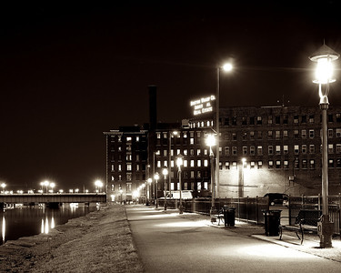 South Boston, Fort Point Channel