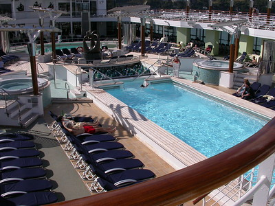 Images taken on Cruise Ports