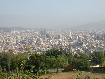 Images from Barcelona, Denia and Valencia