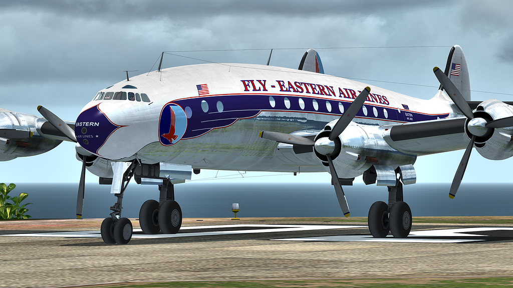 A2A Constellation Eastern Airlines - The A2A Simulations