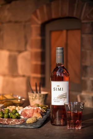 Simi wines food Nov 2013