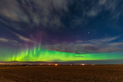 Aurora from Home (Sept 25, 2020)