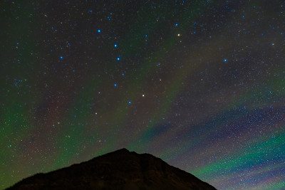 Airglow Bands in the Dippers